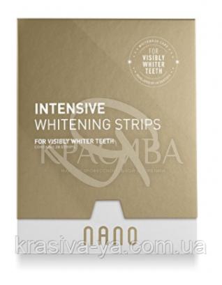 NANO інтенсивні відбілюючі смужки для зубів, шт 28 : WhiteWash Laboratories