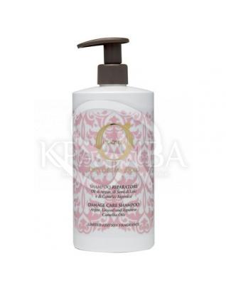Barex Olioseta ODM - Восстанавливающий шампунь для поврежденных волос, 750 мл