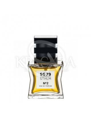 Парфумована вода № 2 : SG79 STHLM