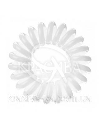 Резинка для волос белая , 3шт : Заколки и резинки