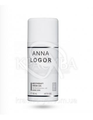 Mezotherapy Cream - Gel Мезотерапевтический крем-гель, 100 мл : Anna Logor