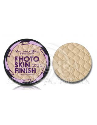 VS Photo Skinfinish Powder Пудра компактная 318, 8 г : Пудра для лица