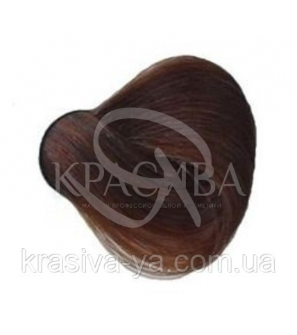 Стойкая крем-краска для волос 6.4 Темный медный блондин, 100 мл - 1