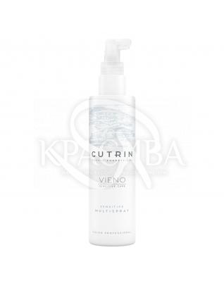 Cutrin Vieno Sensitive Multispray - Многофункциональный спрей для чувствительной кожи головы, 200 мл :