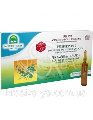 Комплекс для волосся відновлюючий з РВХ N12, 12*10 мл : Natura House