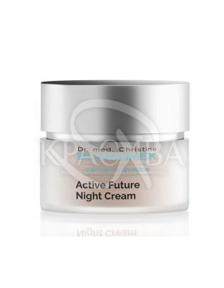 Active Future Night Cream Регенерирующий ночной крем с изофлавонами, 50 мл