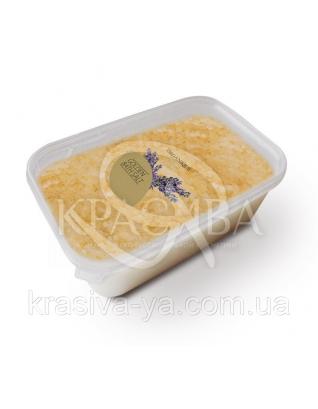 Соль для ванны большие гранулы - Золотая, 1 кг :