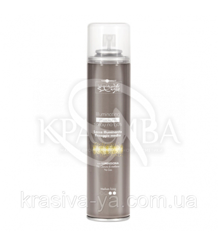 HC IS Спрей для блеска волос без газа средней фиксации, 300 мл - 1