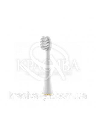 Змінна насадка на звукову зубну щітку NANO Sonic, 2 шт : WhiteWash Laboratories