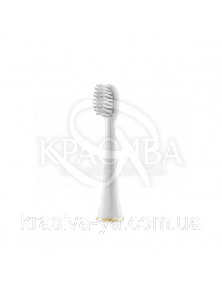 Сменная насадка на звуковую зубную щетку NANO Sonic, 2 шт : Сменные насадки для зубных щеток