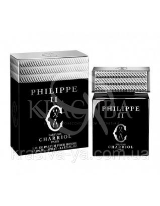 Charriol Philippe II EDP Парфумована вода для чоловіків, 100 мл : Charriol