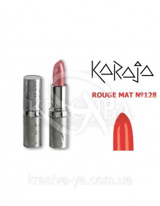 Karaja Матова помада Rouge Mat 128, 3.5 м