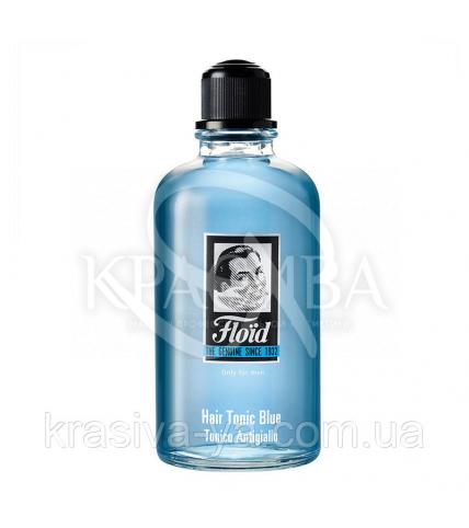 Тонік для сивого волосся Floid Hair Tonic Blue, 400 мл - 1