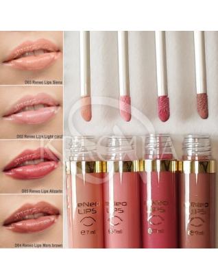 """Reneo Lips - Блиск для губ """"Марс Браун"""", 7 мл : Блиск для губ"""
