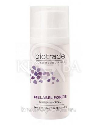 Melabel Forte Отбеливающий восстанавливающий крем, 30 мл : Biotrade