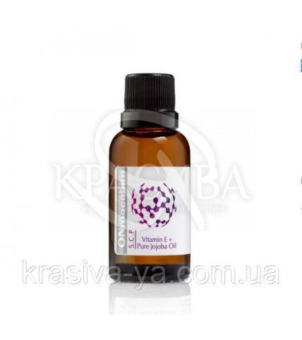 Вітамін Е + масло жожоба – VITAMIN E + PURE JOJOBA OIL,30мл - 1