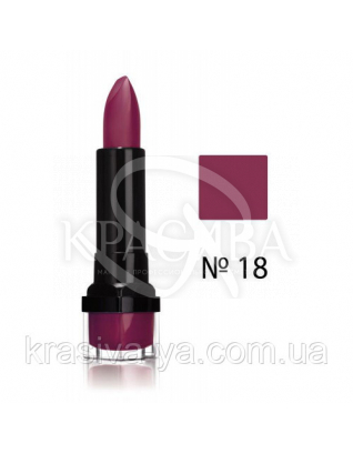 BJ Rouge Edition - Помада поживна і зволожуюча (18-темно-фіолетовий), 3,5 м : Bourjois