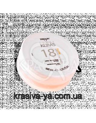 18 Water Bessed Wax Воск на основе ароматизированной воды (апельсин) без фиксации, 100 мл : Воск для волос
