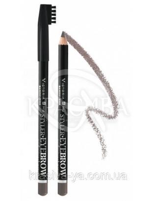 VS Styler Eyebrow Карандаш для бровей 205, 0.78 г : Карандаш для бровей