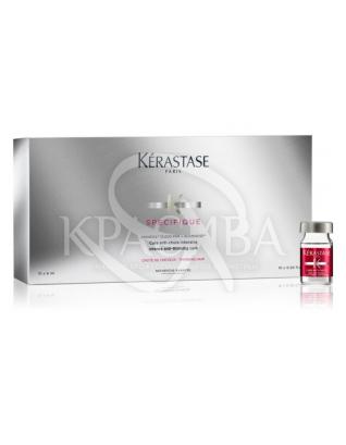 Специфик, интенсивное средство с аминоксилом против выпадения волос, 10*6 мл