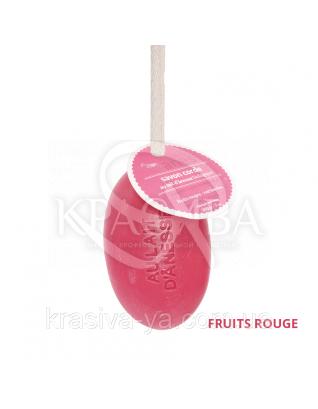 "Мыло на льняном шнурке Fruits Rouge ""Лесная ягода"", 200 г"