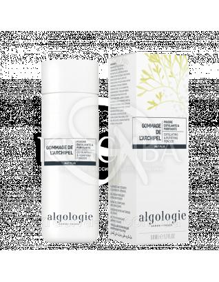 Очищаюча пудра-ексфоліант EXFOLIATING & PURIFYING POWDER, 30мл : Algologie