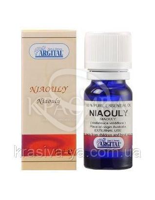 AR 100% Ефірна олія каепутового дерева - 100% Pure Essential Oil Niaouly, 10 мл : Argital