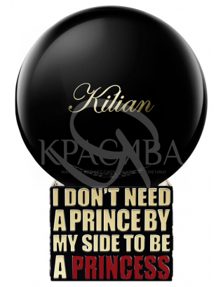 I Don't Need A Prince By My Side To Be A Princess Tester : Унисекс парфюмы