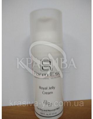 Антивіковий крем з маточним молочком - Royal Jelly Cream,50мл : FormEst