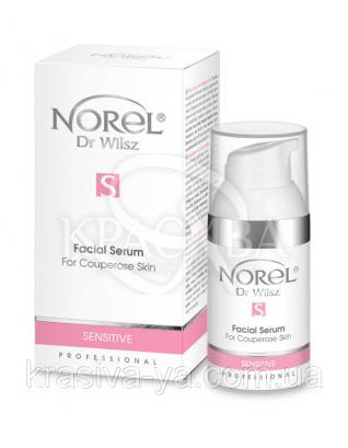 Сироватка для шкіри з куперозом локального застосування, 30 мл : Norel