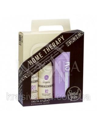 Комплекс для восстановления структуры волос (системная терапия) R1 - R2 - R3 : Delta BKB